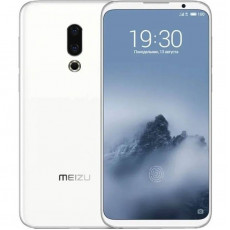 Смартфон Meizu 16 6/128Gb White (Белый)
