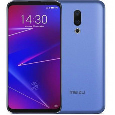 Смартфон Meizu 16 6/64Gb Blue (Синий)