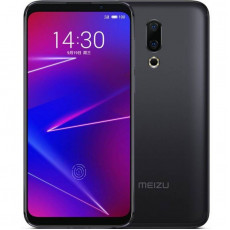 Смартфон Meizu 16 6/64Gb Black (Черный)