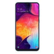 Смартфон Samsung Galaxy A50 (2019) 64GB Blue / Синий (Ростест)