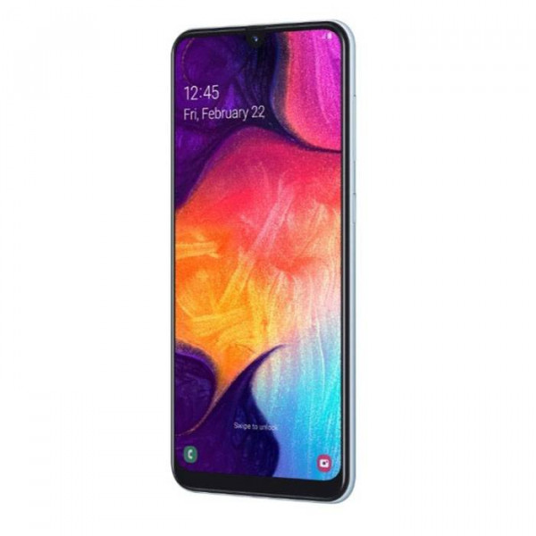Смартфон Samsung Galaxy A50 (2019) 128GB White (Белый)