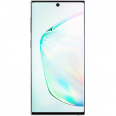 Смартфон Samsung Galaxy Note 10 8/256GB Aura Glow (Серебристый)