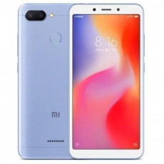 Xiaomi Redmi 6; 3 / 32 Гб Голубой (Blue) Global Version