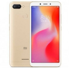 Xiaomi Redmi 6; 3 / 32 Гб Золотой (Gold) Global Version