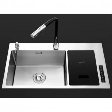 Кухонная мойка с краном Xiaomi Mensarjor Kitchen Multi-Function Sink Washing Machine