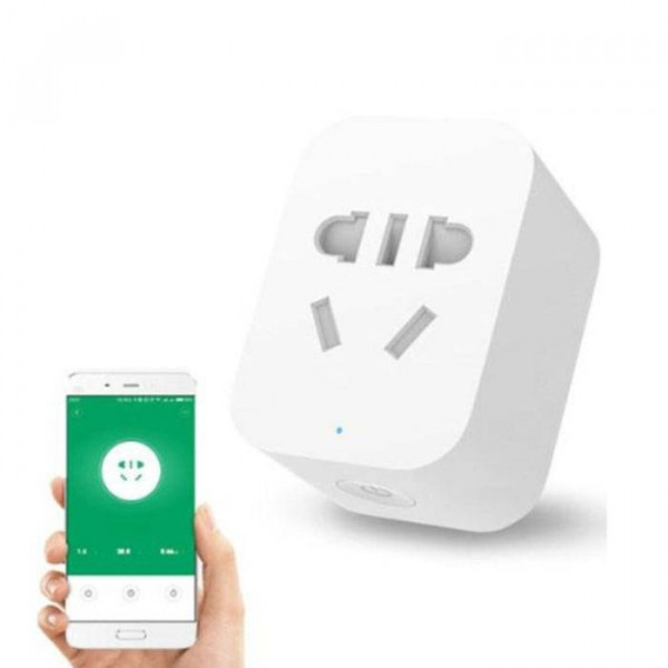 Умная розетка Xiaomi Mijia Smart Socket Plus 2 USB