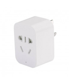 Умная Wi-Fi розетка Xiaomi Tech Mi Smart Socket Power Plug (белая)