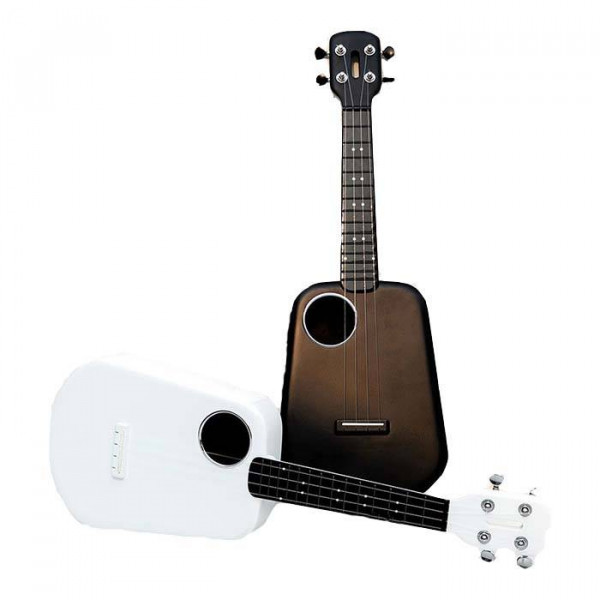 Умное укулеле Xiaomi Mi Populele 2 LED USB Smart Ukulele (Черный)