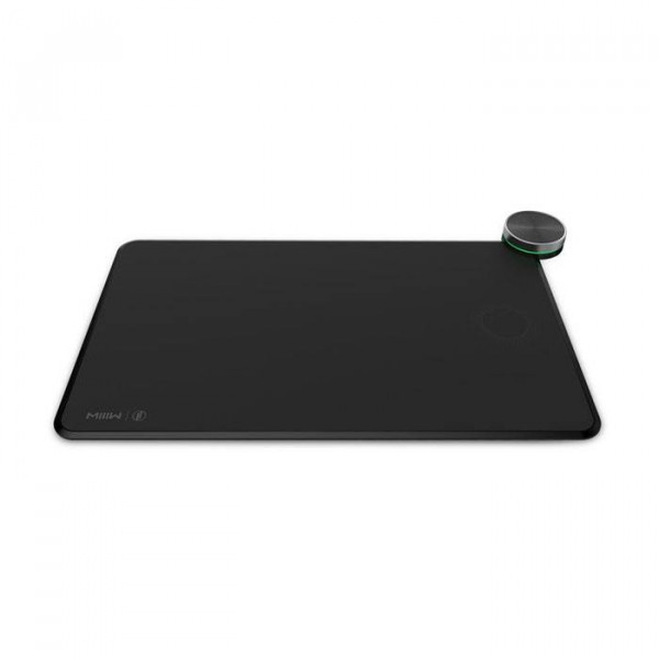 Умный коврик для мыши Xiaomi Smart Qi Wireless Charging Mouse Pad (MWSP01)