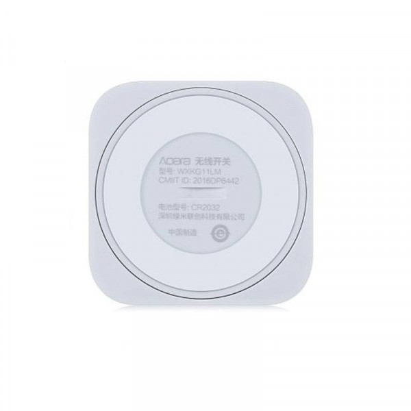 Умная беспроводная кнопка Xiaomi Aqara Smart Home Wireless Switch Key (WXKG12LM)