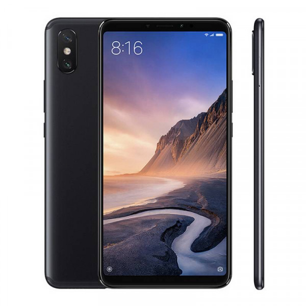 Xiaomi Mi Max 3 4GB/64GB Global Version (Черный / Black): комплектация