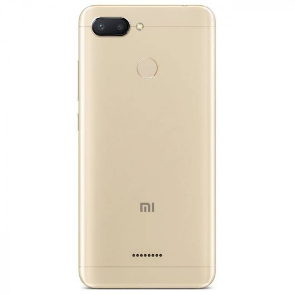 Xiaomi Redmi 6; 3 / 64 Гб Золотой (Gold) Global Version