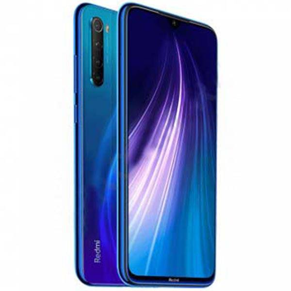 Xiaomi Redmi Note 8 4/64Gb Neptune Blue / Синий (Global Version)