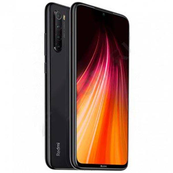 Xiaomi Redmi Note 8 4/64Gb Space Black / Черный (Global Version)