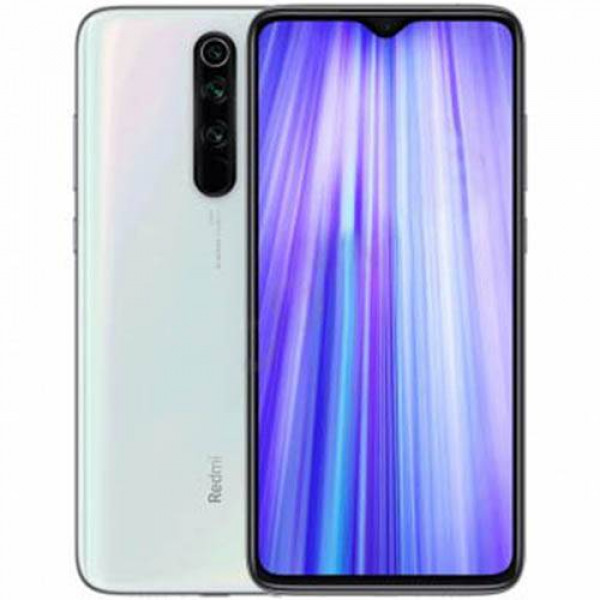 Xiaomi Redmi Note 8 Pro 6/128Gb Pearl White / Белый (Global Version)