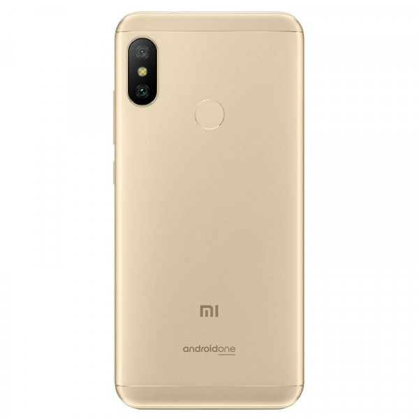 Xiaomi Mi A2 Lite 4Gb / 64 Gb (Global Version) Gold / Золотой