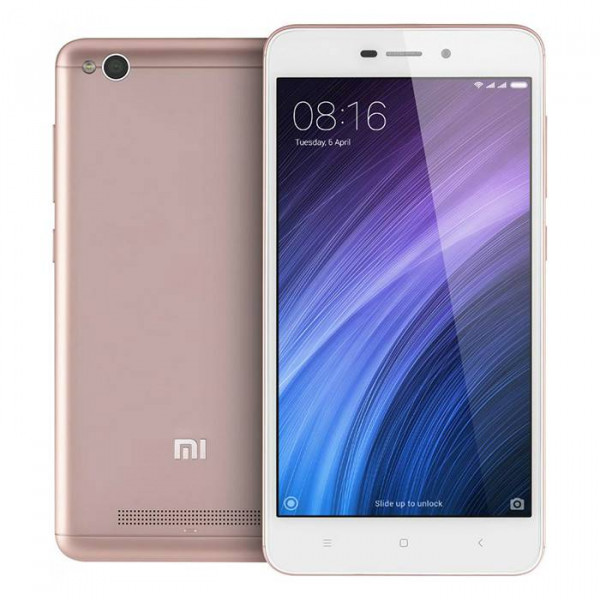 Xiaomi Redmi 4A; 16 Gb Rose Gold (Розовый): обзоры