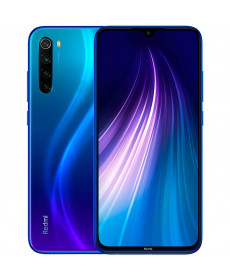Xiaomi Redmi Note 8 3/32Gb Neptune Blue / Синий (Global Version)