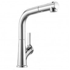 Смеситель с выдвижным изливом Xiaomi Dabai Diiib Large White Removable Kitchen Faucet