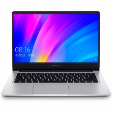 "Ноутбук Xiaomi RedmiBook 14″ Enhanced Edition (Intel Core i7 10510U 1800 MHz/14""/1920x1080/8GB/512GB SSD/DVD нет/NVIDIA GeForce MX250 2GB/Wi-Fi/Bluetooth/Windows 10 Home/Серебристый) JYU4163CN"