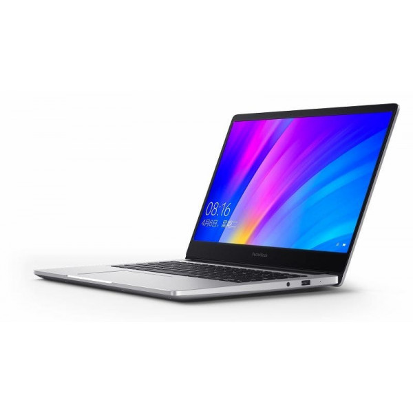 "Ноутбук Xiaomi RedmiBook 14″ Enhanced Edition (Intel Core i5 10210U 1600 MHz/14""/1920x1080/8Gb/512Gb SSD/DVD нет/NVIDIA GeForce MX250/Wi-Fi/Bluetooth/Windows 10 Home) JYU4165CN, Серебристый"