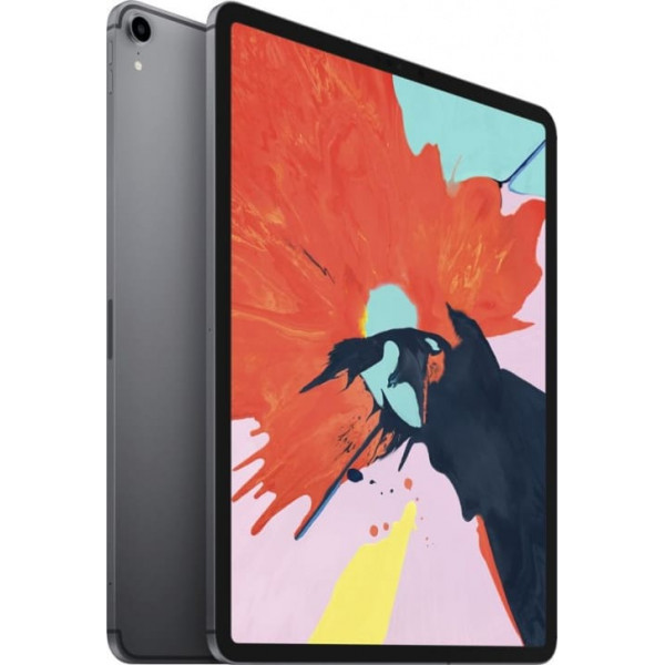 "Apple iPad Pro 12.9"" 2018 64Gb Wi-Fi Space Gray (Серый космос)"