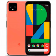 Смартфон Google Pixel 4 6/64Gb Coral Orange (Оранжевый)