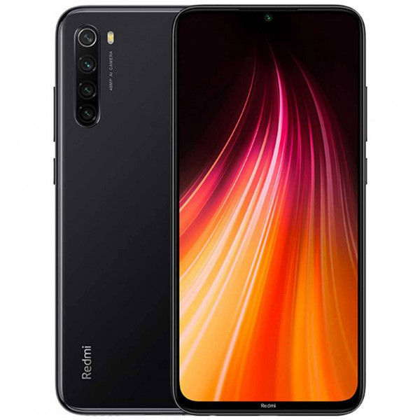 Xiaomi Redmi Note 8T 4/64Gb Moonshadow Grey / Черный (Ростест)
