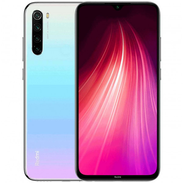 Xiaomi Redmi Note 8T 4/64Gb White / Белый (Ростест)