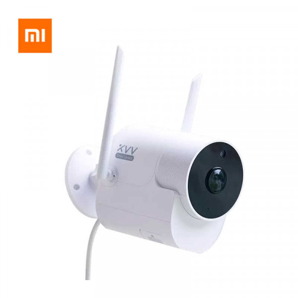 Камера наружного наблюдения Xiaomi Xiaovv Panoramic Outdoor Camera (XVV-1120S-B1) (работает с приложением Mi Home)