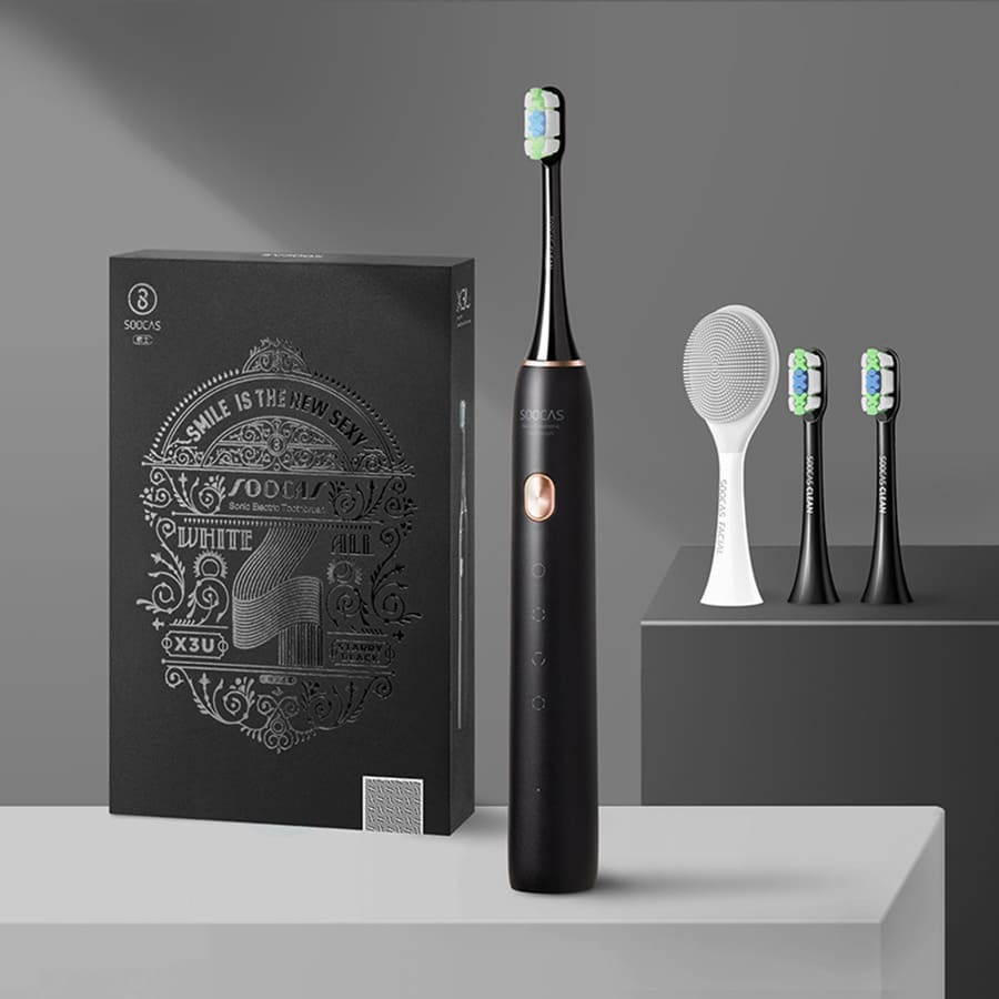 Подарочный набор Xiaomi Soocas X3U Limited Edition Starry Black (Черный)