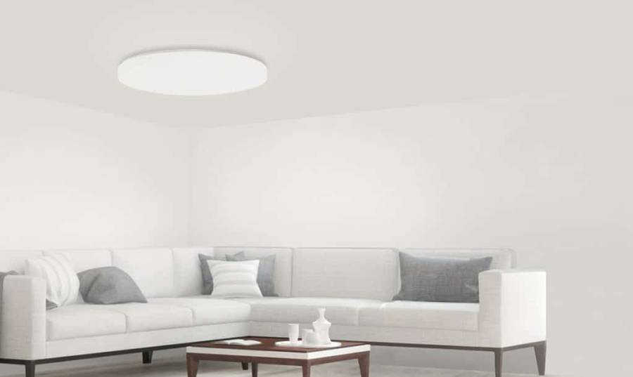 Потолочный светильник Xiaomi Yeelight Bright Moon LED Intelligent Ceiling Lamp 480mm (YLXD05YL) купить