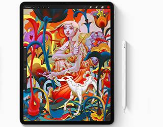 "Apple iPad Pro 11"" 2018 256Gb Wi-Fi (RU/A) Black (Черный)"