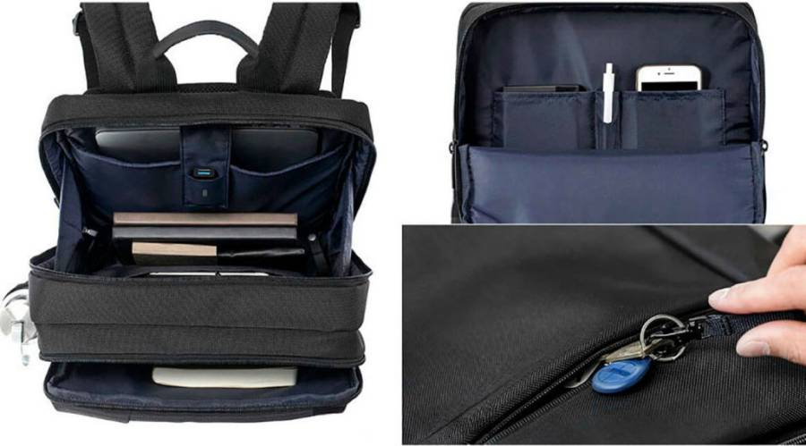 Бизнес рюкзак Xiaomi Classic Business Backpack