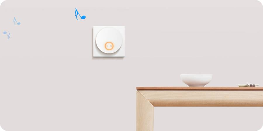 Дверной звонок Xiaomi Mijia Linptech Wireless Doorbell (без Wi-Fi)