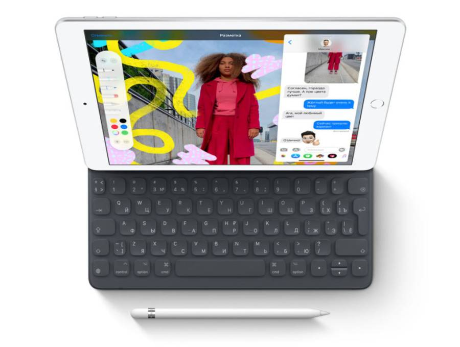 Планшет Apple iPad 10.2 2019