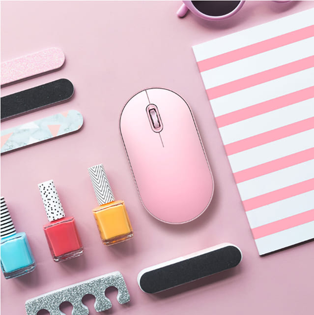 Беспроводная мышь Xiaomi Mijia Air MIIIW Bluetooth Dual Mode Portable Mouse