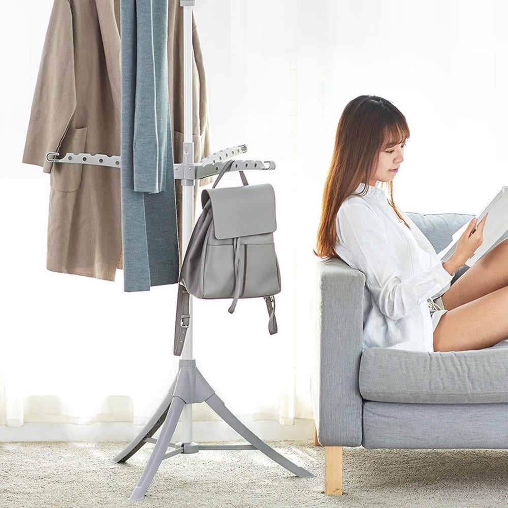Сушилка для белья Xiaomi Mr. Bond Floor-standing Triangle Folding Drying Rack A31